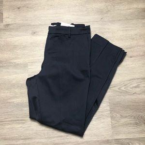 H&M navy blue slacks
